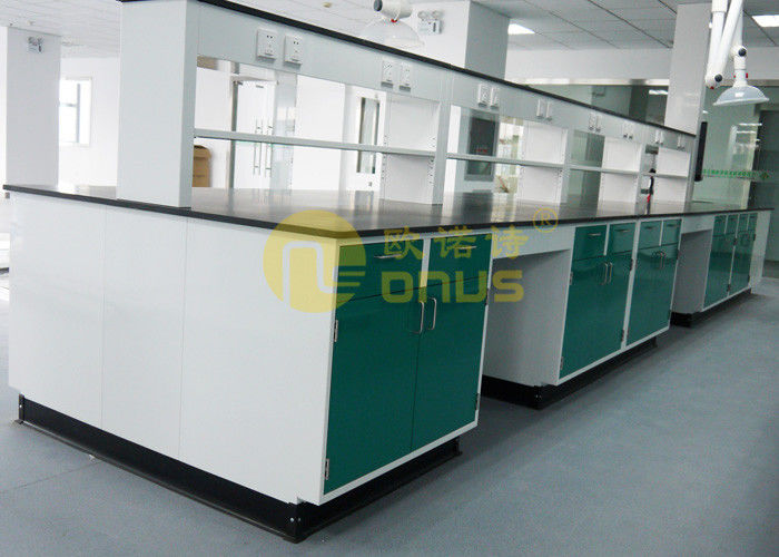 1.5 meter hospital laboratory countertops with monolithic technology